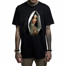 Mafioso Men's Mother Mercy Short Sleeve T Shirt Black Clothing Apparel Street...