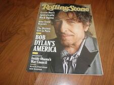 Rolling Stone Magazine-BOB DYLAN'S AMERICA-2009
