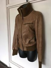 Oasis Leather Women's Bomber