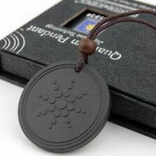 Men Quantum Energy Scalar Necklace Pendant Negative Ions Protection Creative Hot