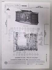 Zenith Collectible Radio Manuals For Sale Ebay. Vintage Sams Photofact Folder Radio Parts Manual Zenith Chassis 25bt22 Record. Wiring. Zenith 5g03 Wiring Diagram At Scoala.co