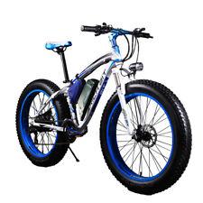 "RICHBIT TOP-012 Bicicleta Eléctrica 48V 1000W Motor 26"" Neumáticos Anchos"