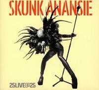 SKUNK ANANSIE - 25LIVEAT25 (DELUXE EDITION)  2 CD NEU