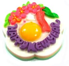 Jello Mold  Happy New Year # 16, Khuon rau cau, Dong Suong