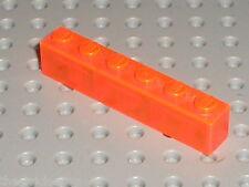LEGO STAR WARS TrNeonOrange Brick ref 3009 / Set  7159 Podracing bucket