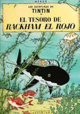 LAS Aventuras De Tintin: El Tesoro De Rackham El Rojo by Hergae, Herge (Hardback, 1989)