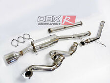 OBX Racing Sport Turbo Back Exhaust 94-04 Volvo 850 C70 S70 V70 T5 W/ Downpipe