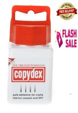Copydex Bottle Adhesive Waterbased Natural Latex Craft Glue 125 ml