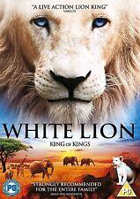 White Lion (2012) Jamie Bartlett, Thabo Malema, John Kani NEW SEALED UK R2 DVD
