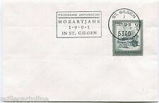 AUSTRIA, MUSIC, SPECIAL ANNUL ST. GILGEN, MOZARTJAHR 1991      m