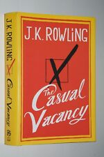 THE CASUAL VACANCY by J.K. Rowling First Edition HC/DJ (2012)