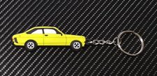 Ford MK2 Escort Mexico / Sport Key Ring Signal Yellow