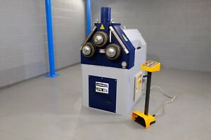 new UZMA  60 Hydraulic section roller ring roller vat is included
