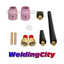 "TIG Welding Gas Lens Accessory Kit (0.040"") for Torch 9/20/25 T38 (US Seller)"