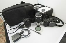 Sony Alpha NEX-7 24.3MP Digital Camera -Two lenses- Mint Condition- US model