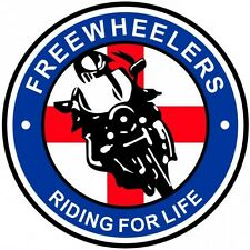 Freewheelers sangre Bikes bloodrunner la estática logotipo ventana muestra