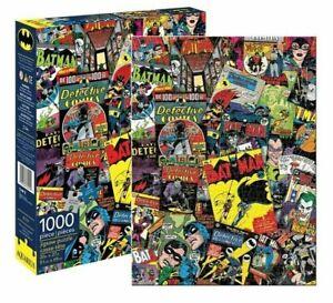 DC Comics Batman Collage Jigsaw Puzzle 1000 pieces
