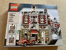 LEGO 10197 Fire Brigade Creator Expert Modular SEALED BRAND NEW