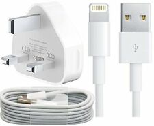 Apple Charger Plug with USB Cable A1399 + MD818ZM/A for iPhone 5 5S iPad Mini 4