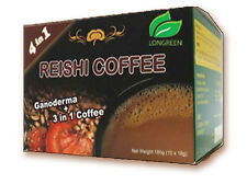 Ganoderma Reishi Coffee 4 in 1 Ganoderma - Reishi Coffee 10 bags/box 18 grm each
