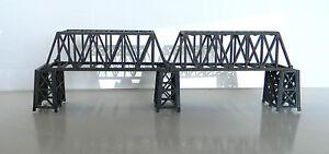 N scale building kit Truss bridge 2 sections