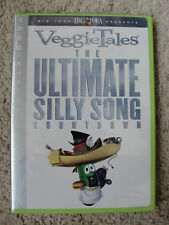 VeggieTales - The Ultimate Silly Song Countdown DVD NIP