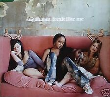 Sugababes Freak Like Me Enhanced Absolutely Excellent Condition CD Single