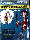 Corriere dei Piccoli n°20 1971 [C23] - con inserto IL LAZIO