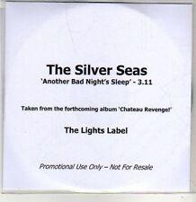 (CQ970) The Silver Seas, Another Bad Night's Sleep - DJ CD