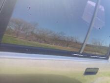 88-91 Honda Civic WAGON Door Window seal OEM Left Rear Exterior Trim Garnish