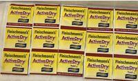 5-Strips (15-Packets) Fleischmann's Active Dry Yeast - Exp :05/2022