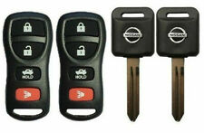 2X 4B Remote N104 NV Pathfinder Quest Rogue Transponder Chip Key Blank (46)