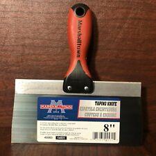 Marshalltown 8-in Taping Knife | Model: 4508D