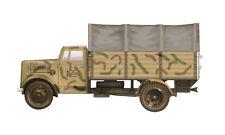 HOBBY MASTER 1/72 HG3914 WWII GERMAN Opel Blitz Cargo Truck CAMOFLAGE
