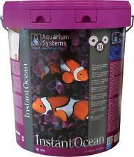Instant Ocean 20kg Synthetic Sea Salt Bucket Marine Coral Fish Tank Reef Aqua