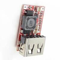 6 24V 12V to 5V 3A CAR USB Charger Module DC Buck Step Y3K3 Down-Converter Y6N2