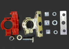 Car Boat Leisure 3-Way 2×Positive/Negative Battery Terminals Clamps Connectors