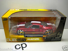 Jada Dub City Kustoms 2005 Ford Gt 1:24 Red Car-Passenger Dub/Jada Cars