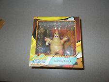Rare Nickelodeon SpongeBob SquarePants collectible Mummy Patrick toy figurine