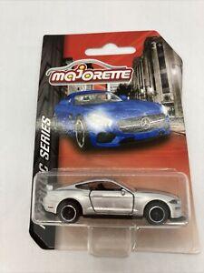 Majorette Matte Metallic Series #5 DieCast car - Ford Mustang GT
