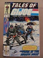 Tales of GI Joe #2 Marvel Comics 1988 Series