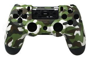 Für Playstation 4 Controller Camouflage Cover case ps4 Hülle Gehäuse kamuflage