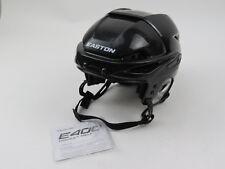 New! Easton E400 NHL AHL Pro Stock Return Ice Hockey Player Helmet Mens S Black