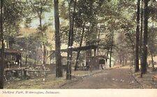 Shellpot Park in Wilmington DE Pre 1908
