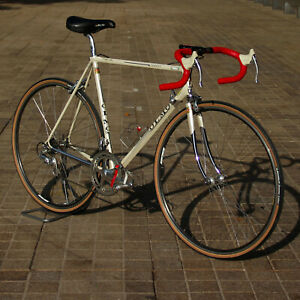 OLMO LEADER 50th Anniversary/Columbus GILCO MS/vintage bicycle/Colnago/bianchi/