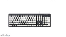 Logitech Washable Keyboard K310 - Black
