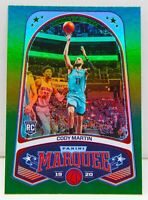 Cody Martin RC 2019-20 Chronicles MARQUEE GREEN PARALLEL Holo Rookie Card #255??