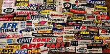 Assorted Set 33+pcs Racing Decals Stickers Nhra Nmra Ihra Nascar Hotrods Drags