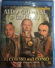 Blu Ray IL COSMO SUL COMO *** Aldo Giovanni Giacomo ***   ......NUOVO