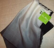 Vera Bradley~Soft Wool Ombre' Scarf~Ombre' Black~Style:14344-225~New w/Tags